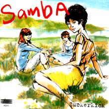 Samba Flach und aus Milch